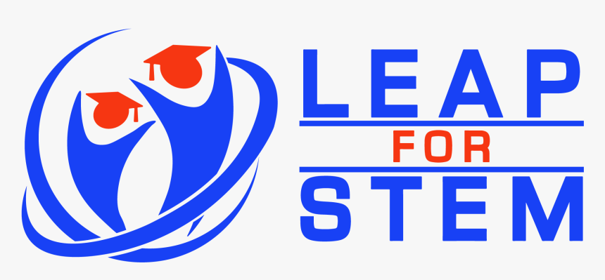 Cropped Leap For Stem New Vlogo 1 - Graphic Design, HD Png Download, Free Download