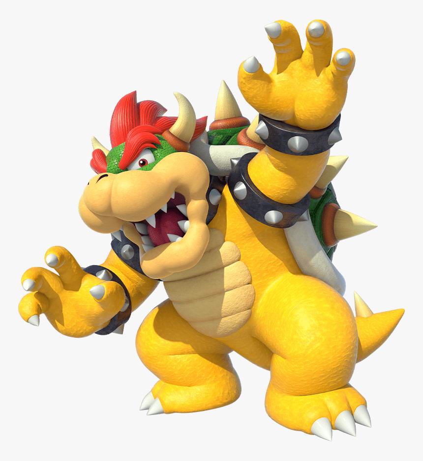 Super Mario Party Bowser Bowser Super Mario Party Hd Png
