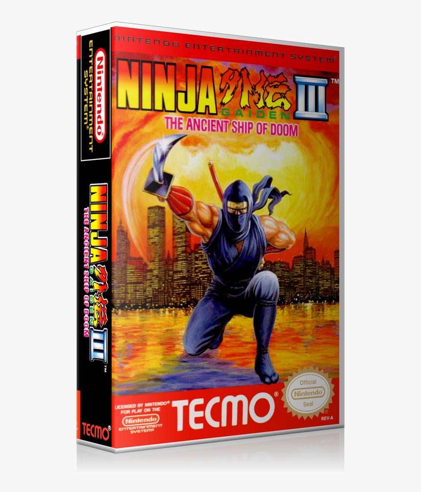 Transparent Ninja Gaiden Png Ninja Gaiden 3 Nes Png Download