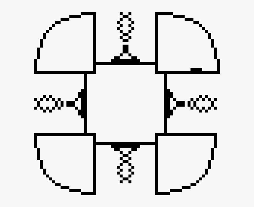 Big Minecraft Circle Chart, HD Png Download, Free Download