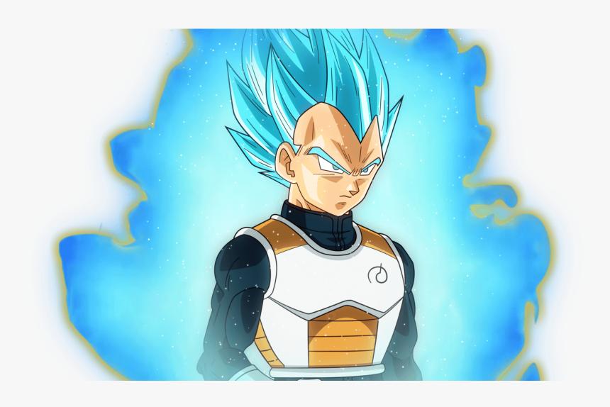 Super Saiyan Blue Vegeta - Dragon Ball Super Super Saiyan Blue Vegeta, HD Png Download, Free Download