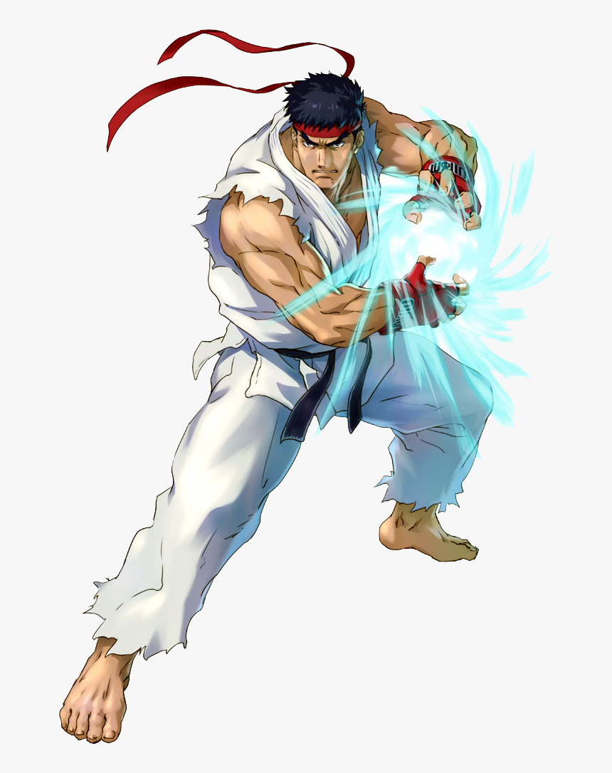 All Worlds Alliance Wiki Street Fighter Ryu Hadouken Png