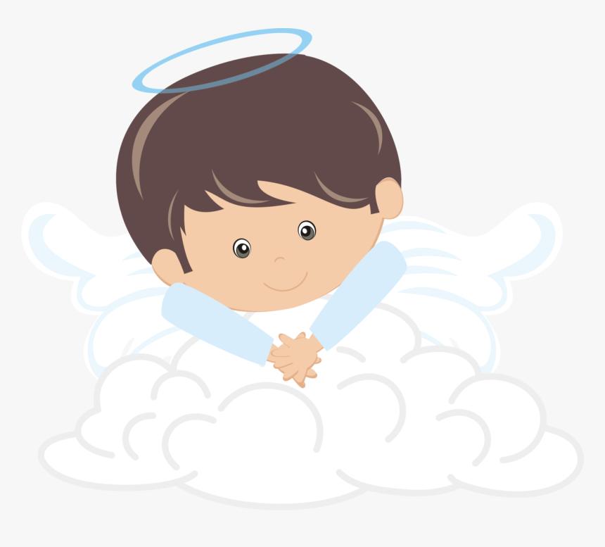 Clipart Angel Baptism Baby Boy Angel Transparent Background Hd Png Download Kindpng