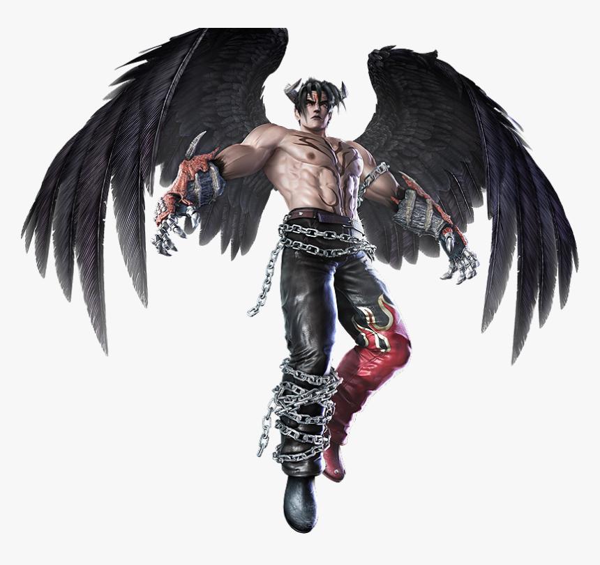 Devil Jin Tekken 7 Png Transparent Png Kindpng