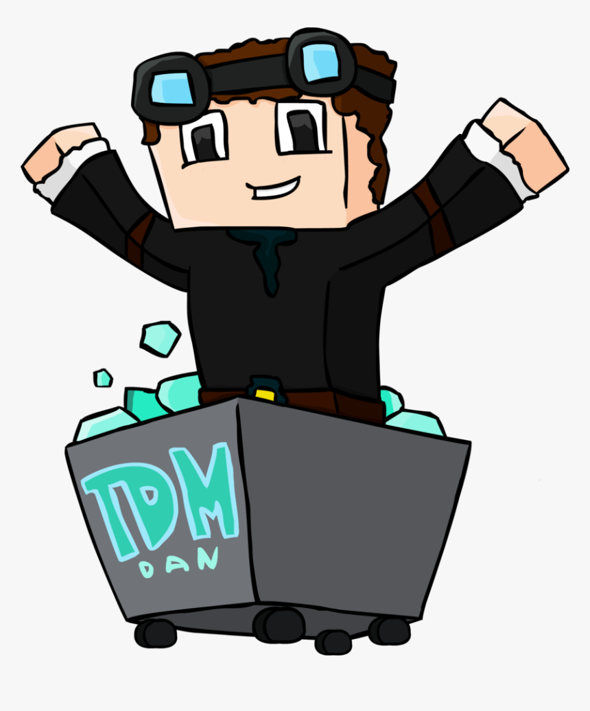 Dantdm Roblox Character Sims Human Character Fictional Behavior Youtuber Minecraft Dantdm Minecraft T Shirt Roblox Hd Png Download Kindpng