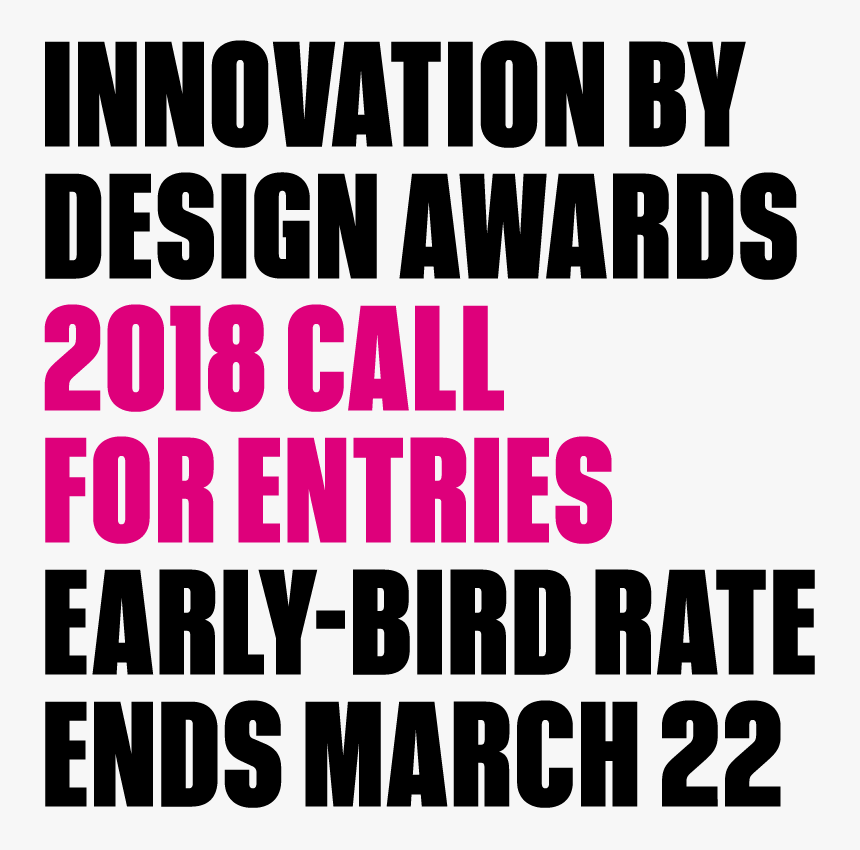 Innovation By Design Awards /// 2018 Call For Entries - Placa De Som Usb, HD Png Download, Free Download