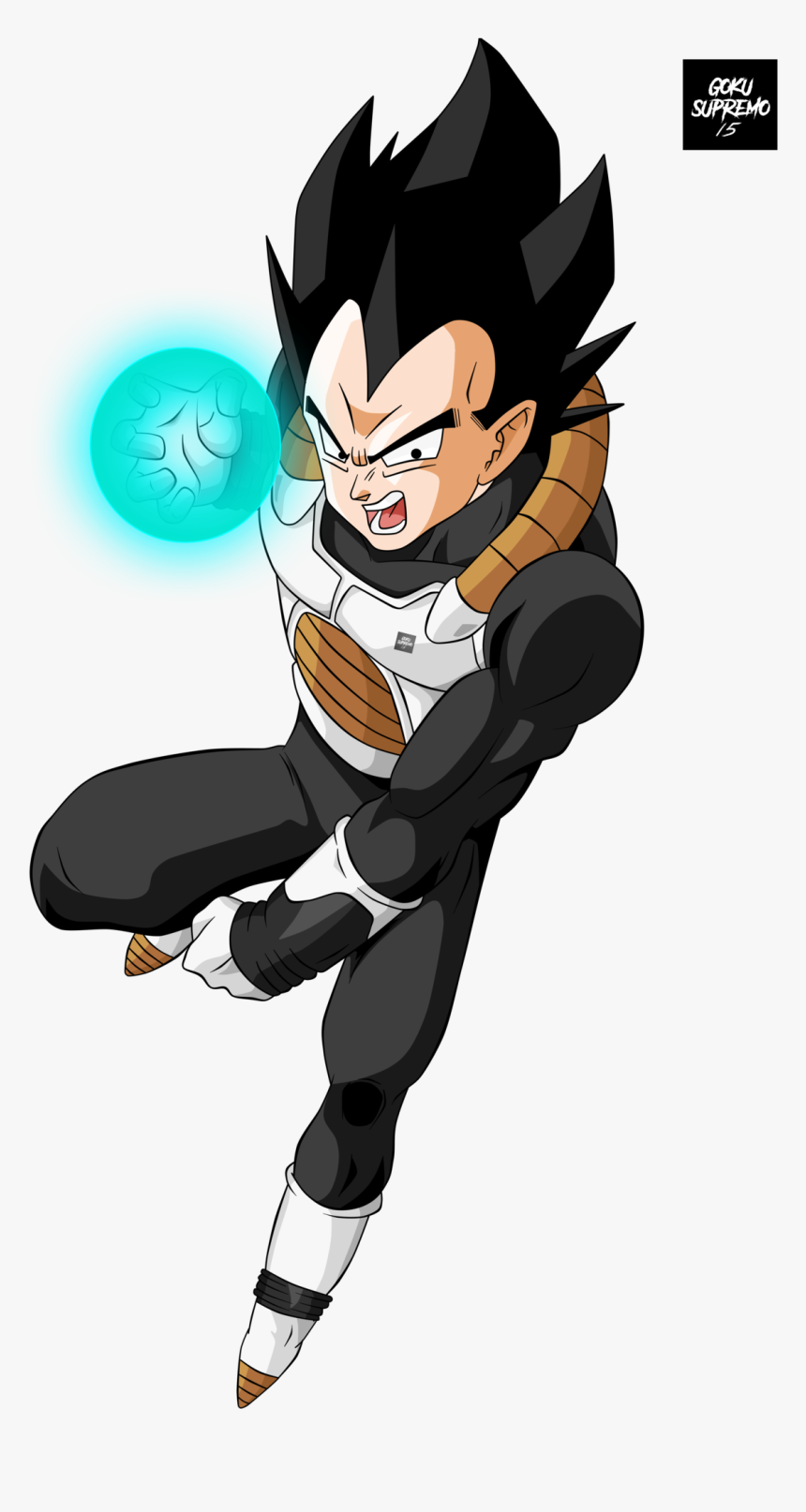 Character Stats And Profiles - Dragon Ball Heroes Vegeta, HD Png Download, Free Download