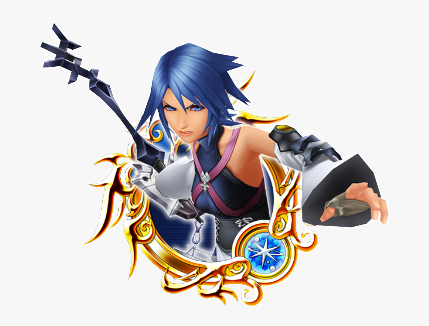 Unchained Wiki - Kingdom Hearts Aqua Union X, HD Png Download, Free Download