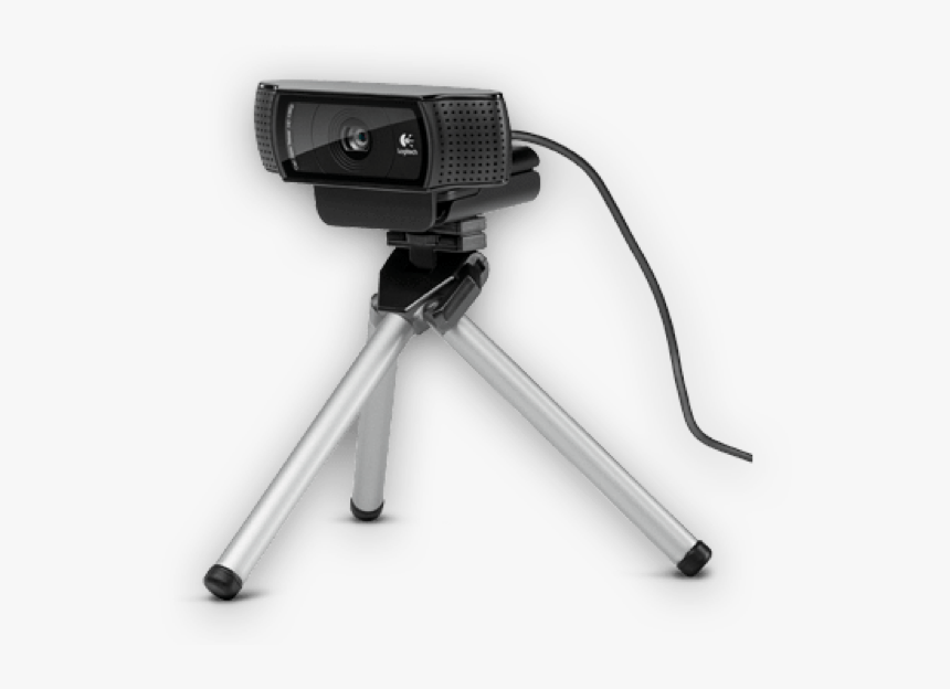 The Logitech C920 Usb Webcam Is A Popular And Inexpensive Webcam