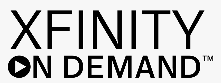 Xfinity Logo Png - Comcast On Demand Logo, Transparent Png, Free Download