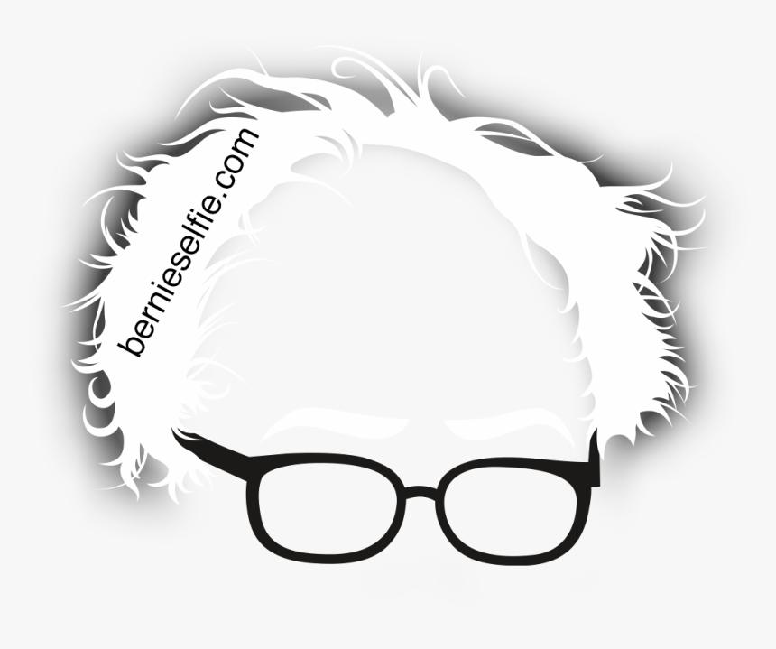 Transparent Bernie Sanders Glasses Hd Png Download Kindpng