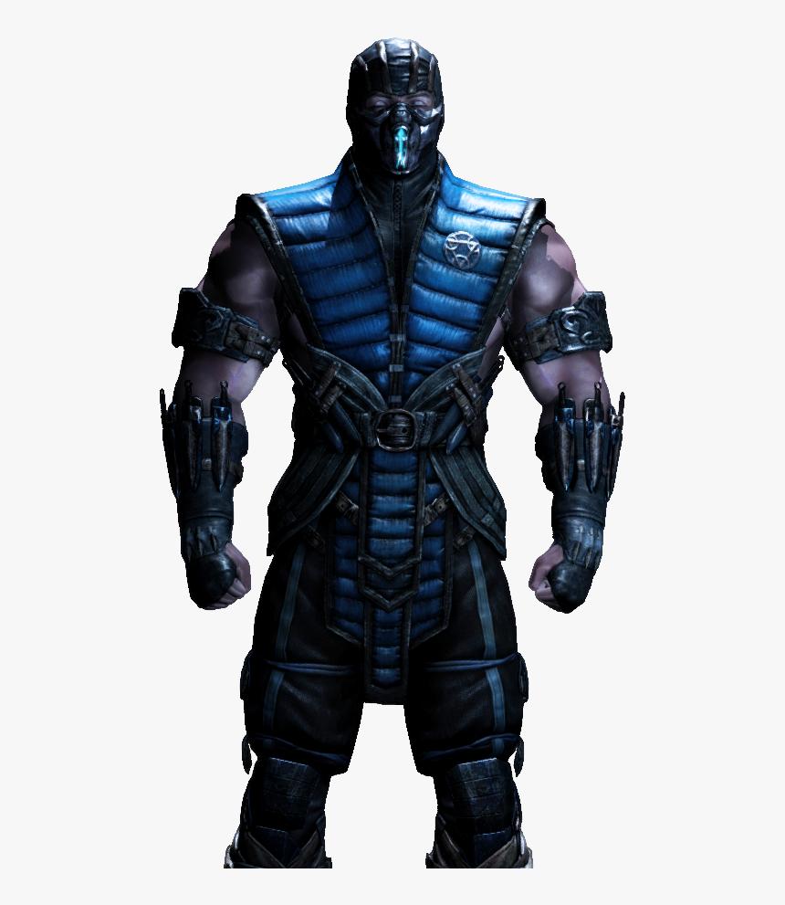 Download Mortal Kombat Sub Zero Png Hd Sub Zero Png Transparent