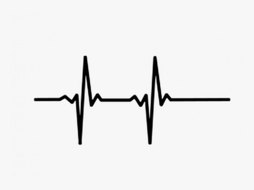 Transparent Polaroid Overlay Png - Heart Rate Black And White, Png Download, Free Download