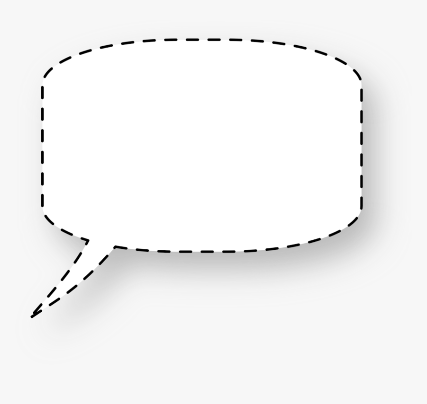 Angle,area,circle - Vector Speech Bubble Png, Transparent Png, Free Download