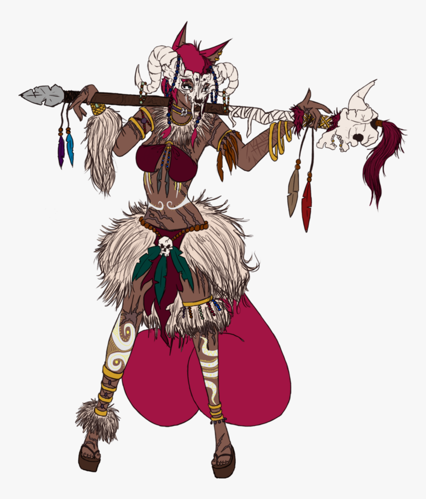 Female Witch Doctor Anime Png Download Anime Female Witch Doctor Transparent Png Kindpng