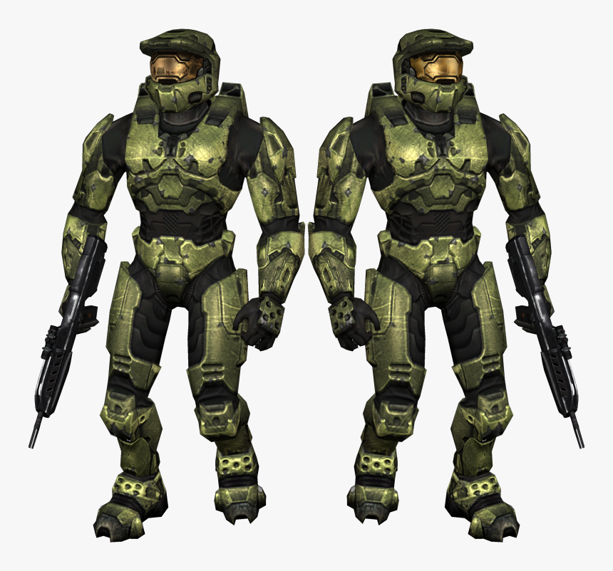Transparent Master Chief Png - Halo 2 Master Chief Png, Png Download, Free Download