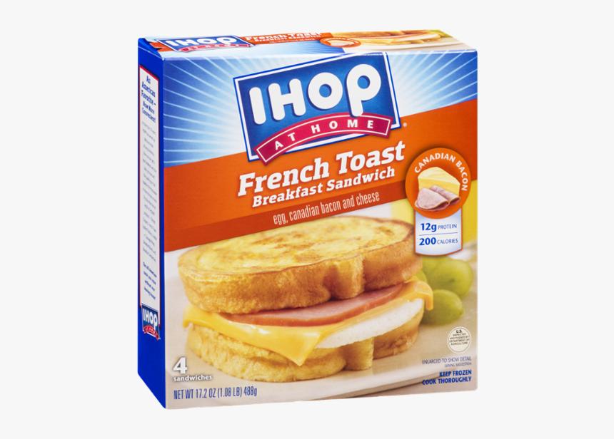 Ihop Frozen Breakfast Sandwiches, HD Png Download, Free Download