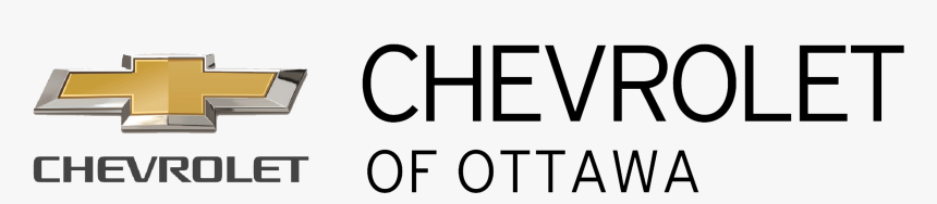 Chevrolet Of Ottawa - Black-and-white, HD Png Download, Free Download