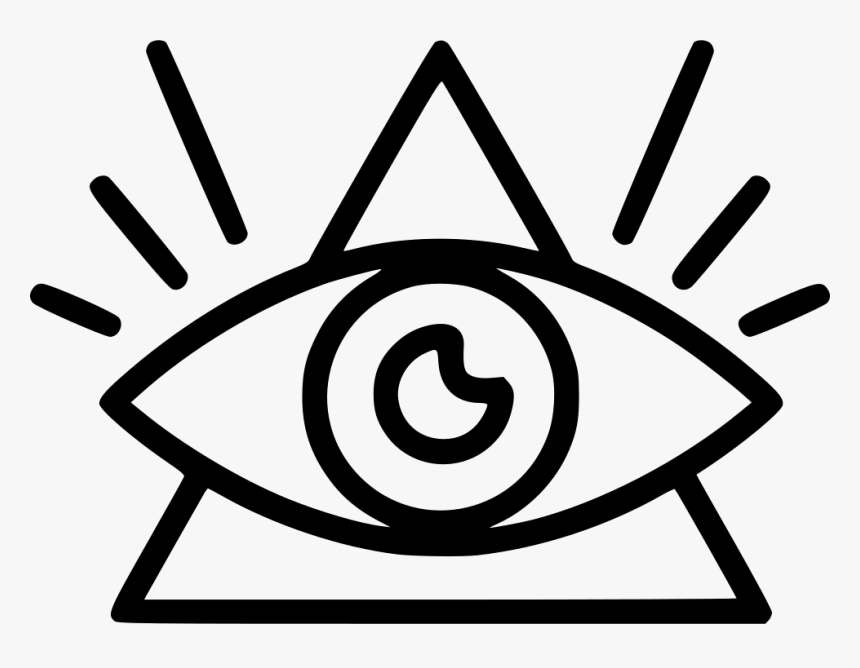 All Seeing Eye - All Seeing Eye Clipart, HD Png Download, Free Download
