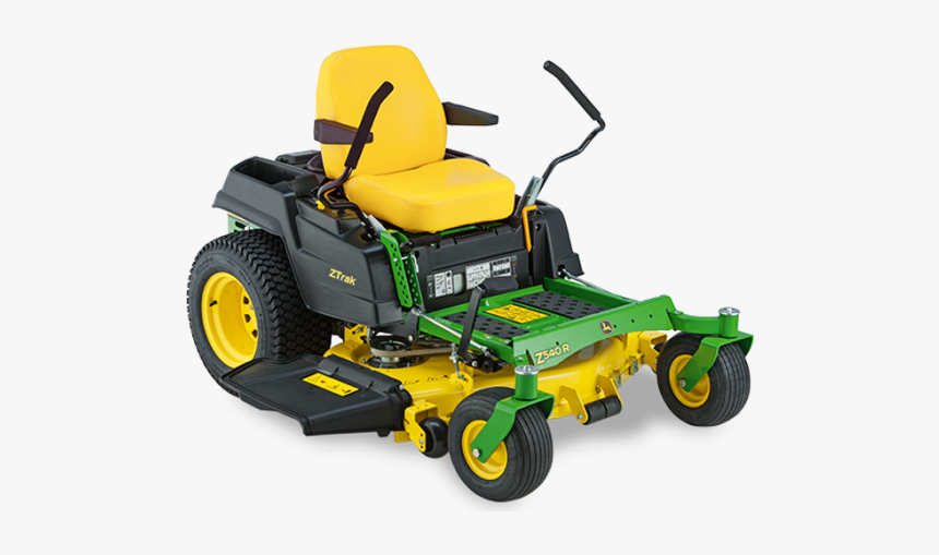 John Deere Z540r - John Deere Zero Turn 540r, HD Png Download, Free Download