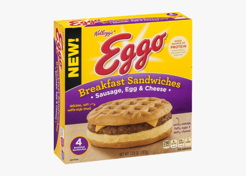 Eggo Waffles, HD Png Download, Free Download