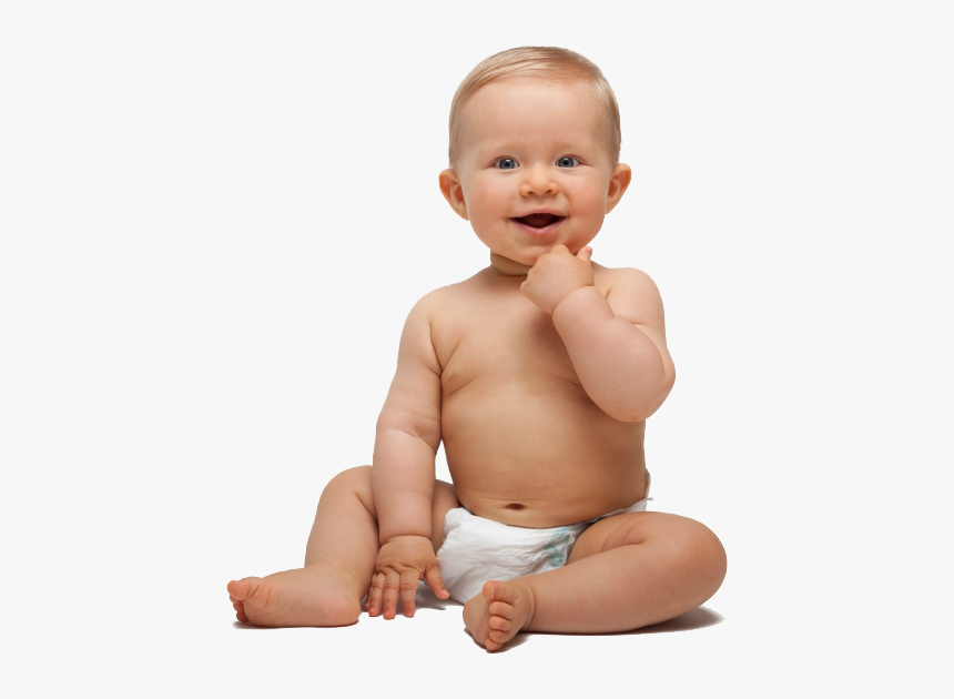 Baby Diaper Png Download Image - Baby In Diapers Png, Transparent Png, Free Download