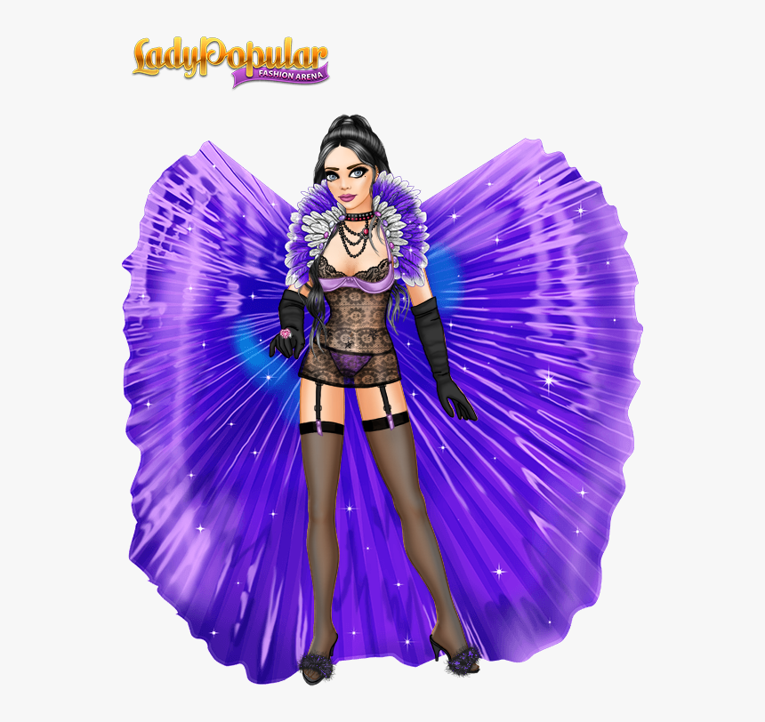 Picture - Lady Popular, HD Png Download, Free Download