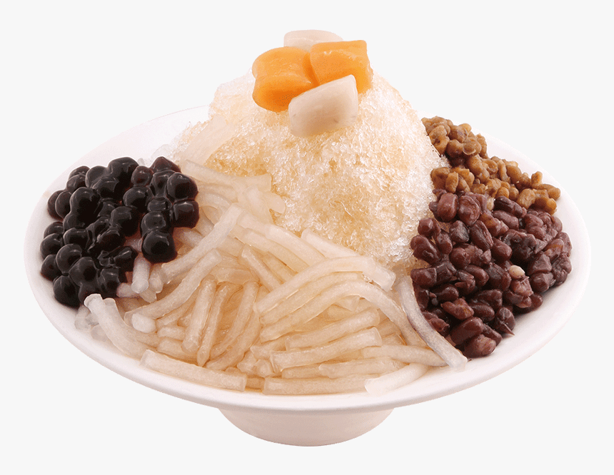 Jelly Noodle Shaved Ice-shaved Ice - Casado, HD Png Download, Free Download