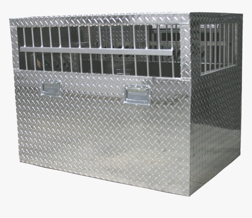 Deluxe Full Tread Aluminum Crate, HD Png Download, Free Download