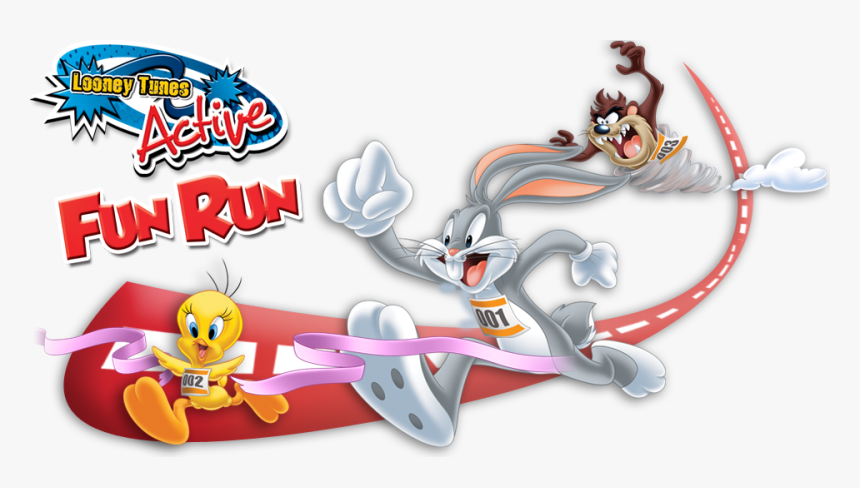 Looney Tunes Bugs Bunny Running, HD Png Download, Free Download