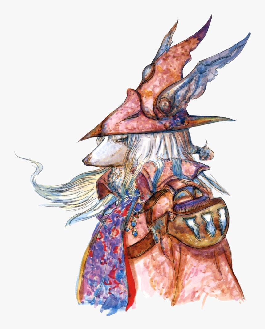 Final Fantasy Ix Amano, HD Png Download, Free Download