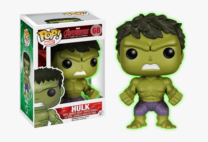 Funko Pop De Hulk, HD Png Download, Free Download