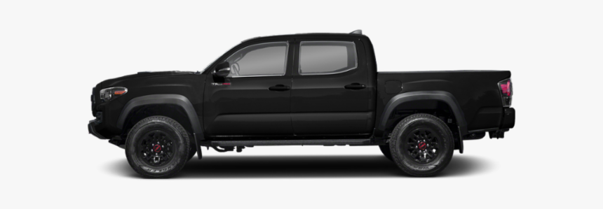 New 2019 Toyota Tacoma Trd Pro - Toyota Tacoma Black, HD Png Download, Free Download