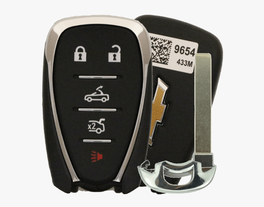 2019 Cadillac Cts Key Fob, HD Png Download, Free Download