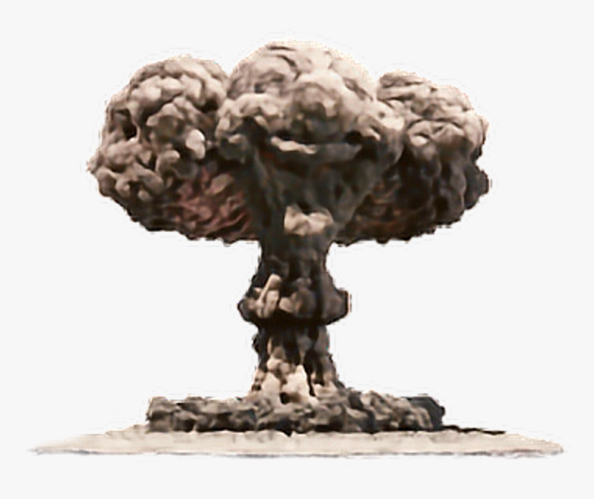 Nuclear Explosion Png - Atomic Bomb Explosion Png, Transparent Png, Free Download