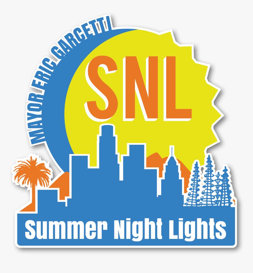 Summer Night Lights Logo, HD Png Download, Free Download