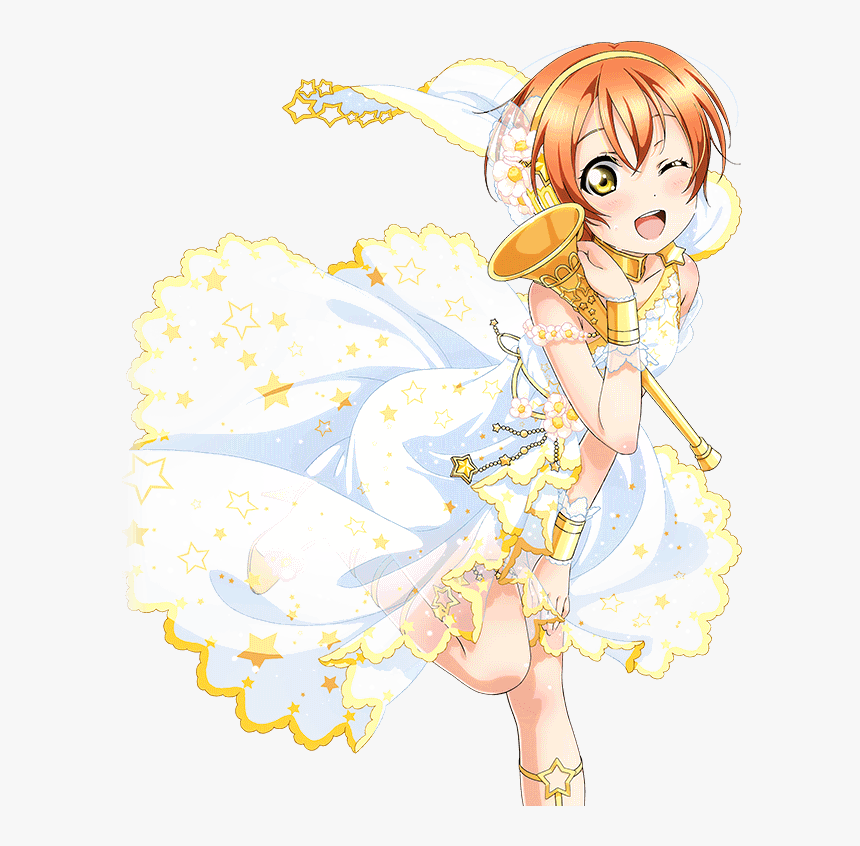 Transparent Rin Hoshizora Png - Love Live Happy Birthday Png, Png Download, Free Download