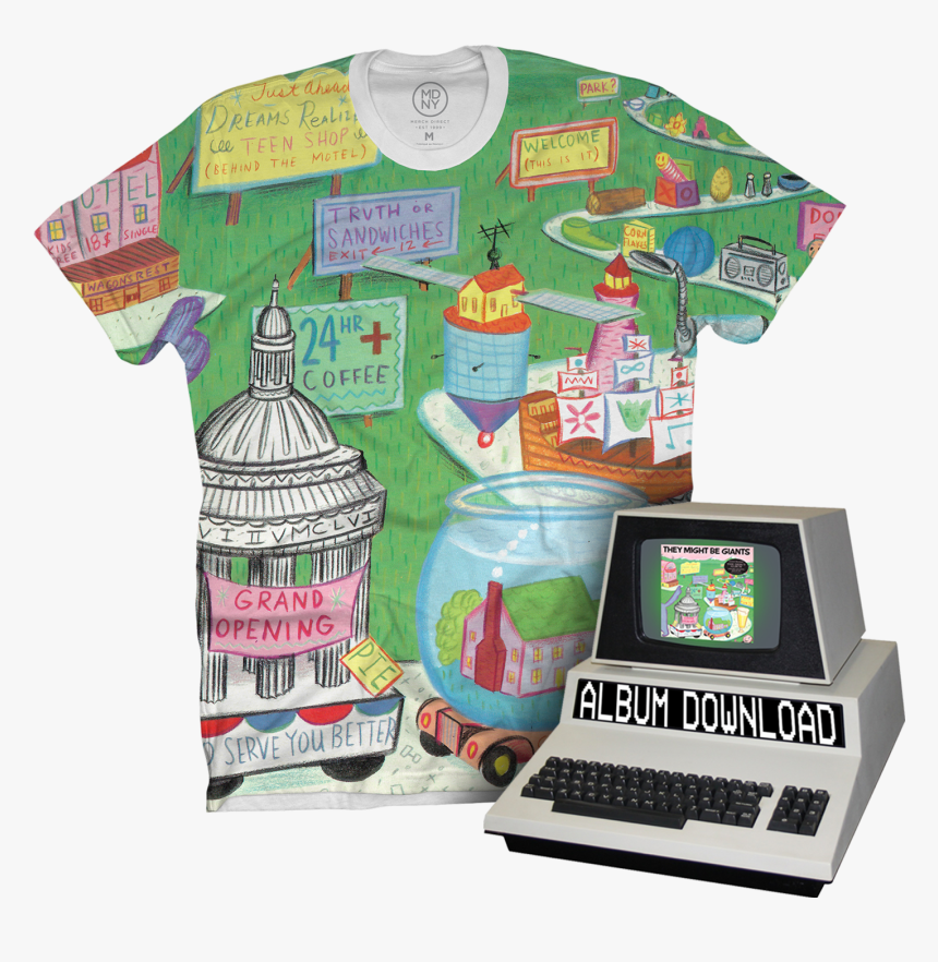 First Album All-over Print Shirt Download, HD Png Download, Free Download