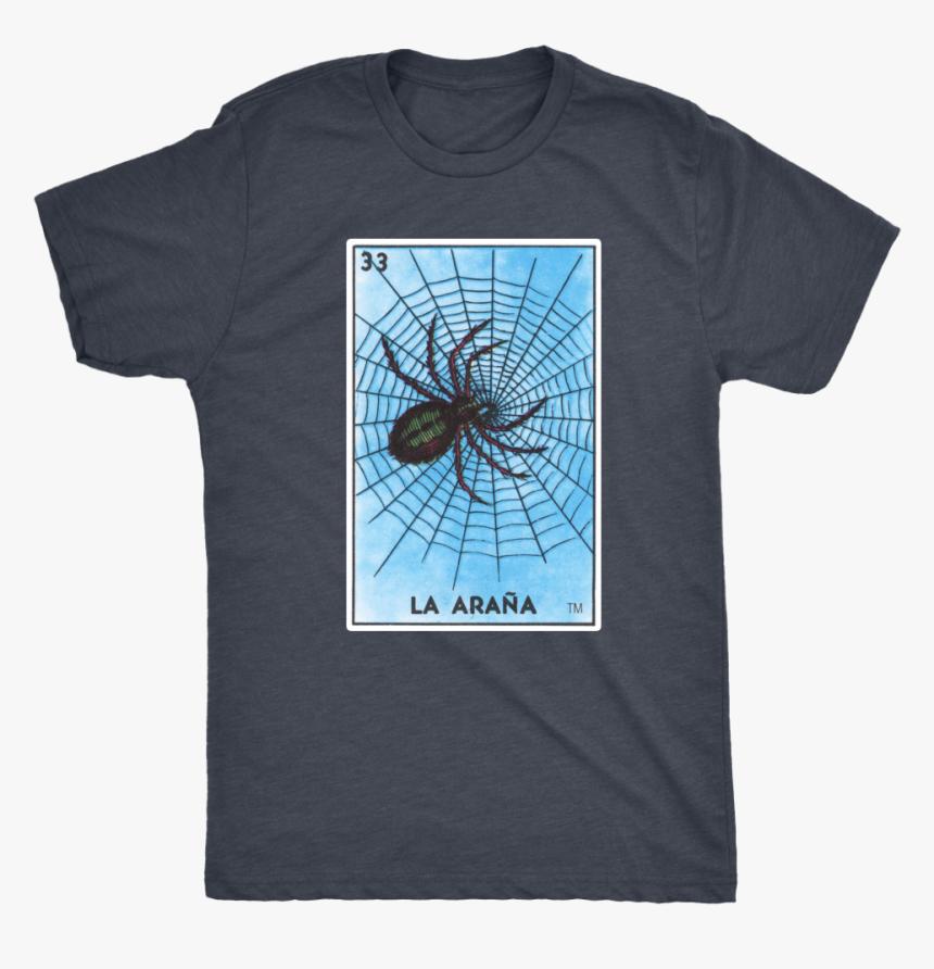 La Araña Mens T-shirt, HD Png Download, Free Download