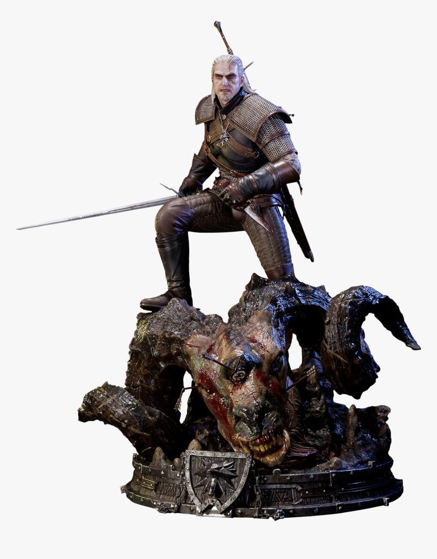 Geralt Of Rivia Png, Transparent Png, Free Download
