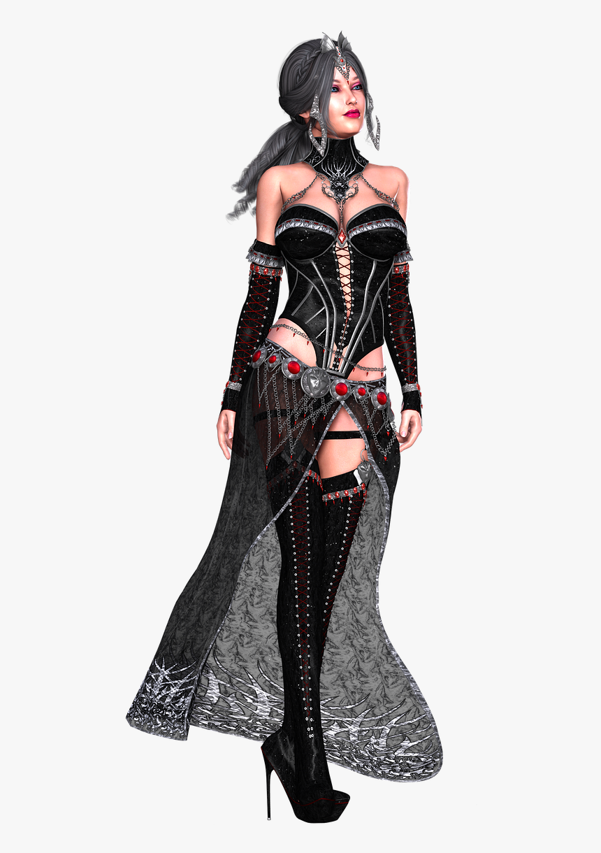 Sexy Costume Png, Transparent Png, Free Download