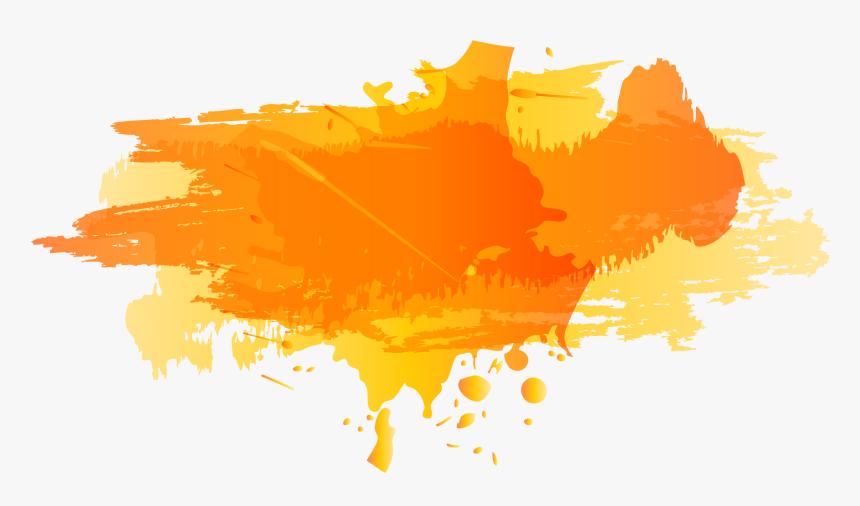 Transparent Color Splatter Png - Color Splash Vector Png, Png Download, Free Download