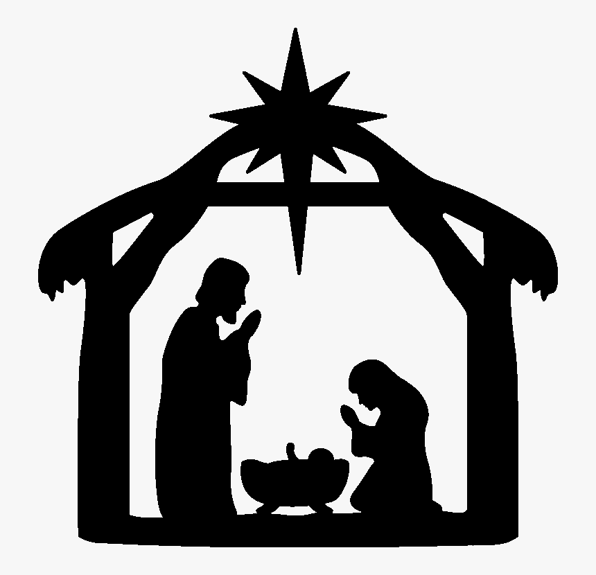 Nativity Of Jesus Christmas Manger Clip