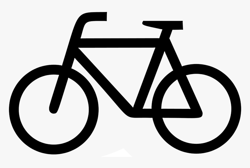 Bicycle Parking Sign, HD Png Download, Free Download