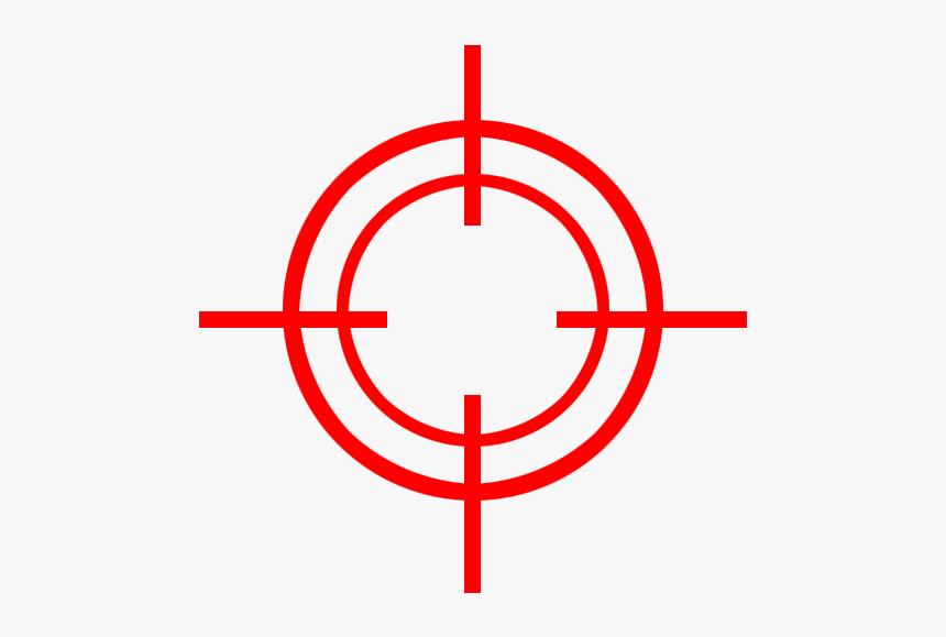 Red Target Png Image-transparent Background - Transparent Target Png, Png Download, Free Download