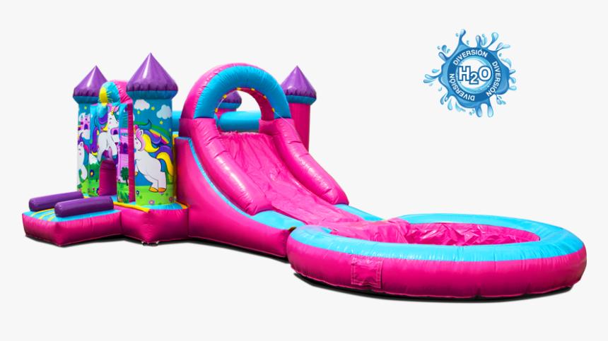Transparent Brincolines Png - Brincolines De Unicornio Renta, Png Download, Free Download