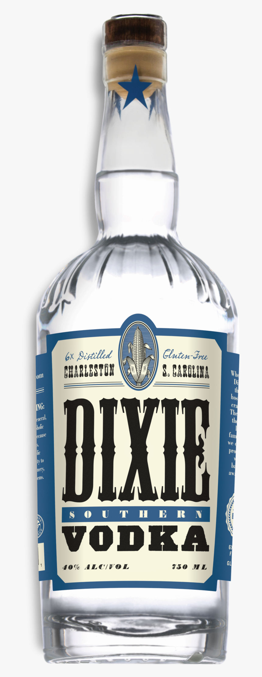 Dixie Vodka, HD Png Download, Free Download