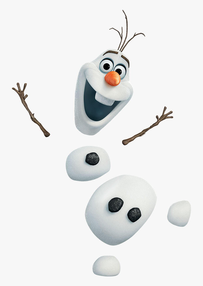 #ftestickers #snowman #olaf #frozen #snow #christmas - Olaf Png, Transparent Png, Free Download