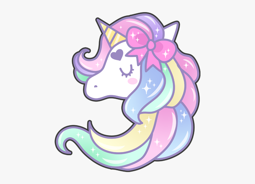 Unicornio Clipart Lindo - Transparent Background Unicorn Png, Png Download, Free Download