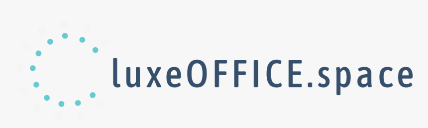 Luxe Office Space Logo - Circle, HD Png Download, Free Download
